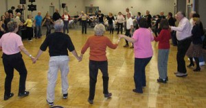 Serbian Folklore Dance Lessons for Adults @ Serbian Centre - Main Hall | Windsor | Ontario | Canada