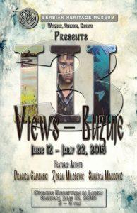 III Views / III Визије @ Serbian Community Centre | Windsor | Ontario | Canada